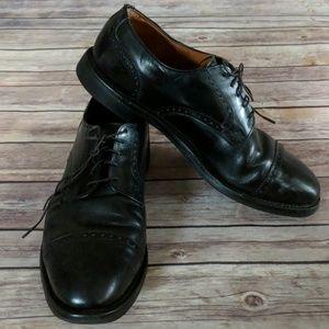 Allen Edmonds Black Dress Shoes